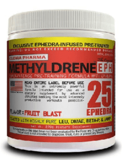 Cloma Pharma-Methyldrene  (270gr)