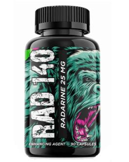 Animal Factory Rad 140 Radarine 25 mg 90 Caps
