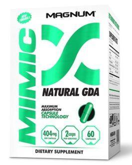 Nutraceuticals Mimic Insulin GDA 60 Caps