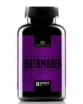 iMuscle Ibutamoren MK677 10 mg (60 Caps)