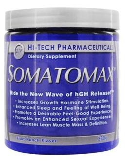 Hi-Tech Pharmaceuticals-SOMATOMAX USA