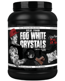 Rich Piana 5%-Egg White Crystals (810gr)