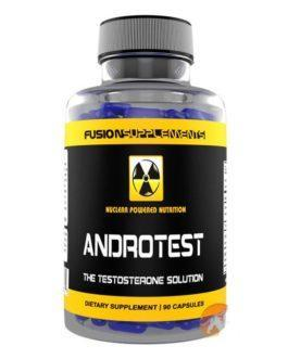 Fusion Supplements-AndroTest 90 caps