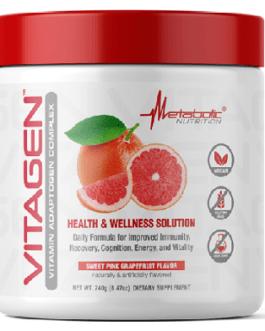 Metabolic Nutrition VitaGen 240 Gr Apple