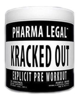 Pharma Legal-Kracked Out 193 Gr Cherry