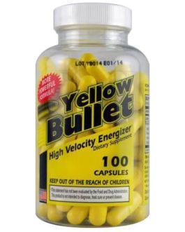 Hardrock Yellow Bullet 100 Caps