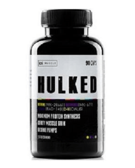 iMuscle HULKED | 90 Caps