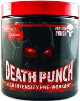 Strength Game-Death Punch Sarmstim 225 gr Fruit Flavor