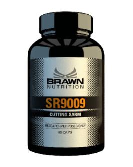 Brawn Nutrition SR9009 20mg x 60 Caps)