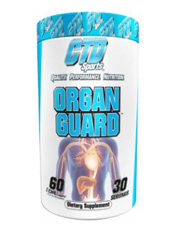 CTD Sports-Organ Guard 60 caps