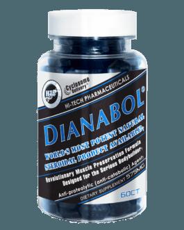 Hi-Tech Pharmaceuticals Dianabol 60tabs
