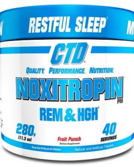 CTD Sports-Noxitropin REM & HGH 324 Gr