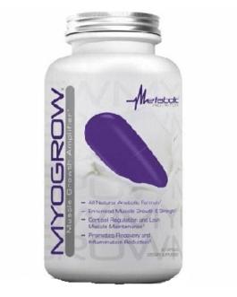 Metabolic-Myogrow 60caps laxogenin l-gen