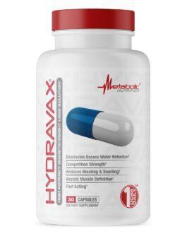 Metabolic Nutrition Hydravax 30 caps