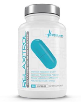 Metabolic Νutrition Relaxitrol 60 caps