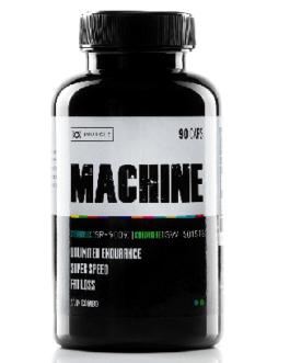 iMuscle MACHINE  90 Caps