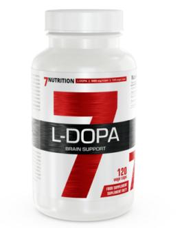 L-DOPA Brain Support 580 mg 120 Caps