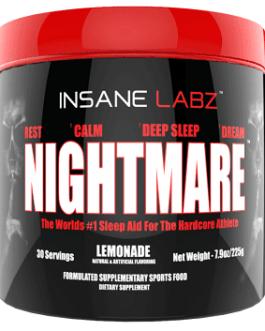 Inzane Labz-Nightmare 229g Cherry