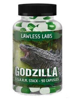 Lawless Godzilla 90 Caps