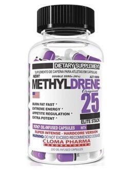 Cloma Pharma Methyldrene Εlite stack 100 caps