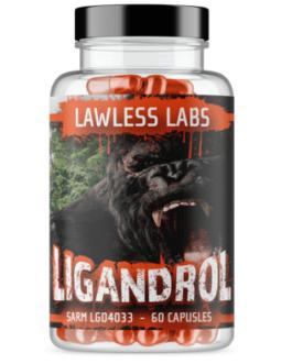Lawless Ligandrol  60 caps