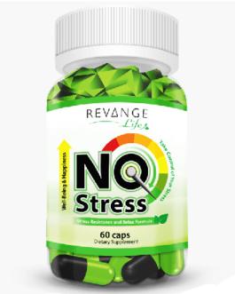 Revange Nutrition No Stress 60 caps