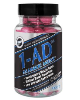Hi-Tech Pharmaceuticals 1 AD 60 caps