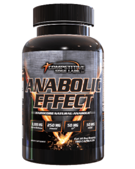 Competitive Edge Labs Anabolic Effect USA 180 Caps