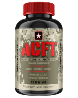 Muscle Metabolix ACFT 60 caps peptide bpc-157 1000